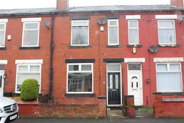 2 Bedrooms Terraced House for sale in Belgrave Road, New Moston, Manchester