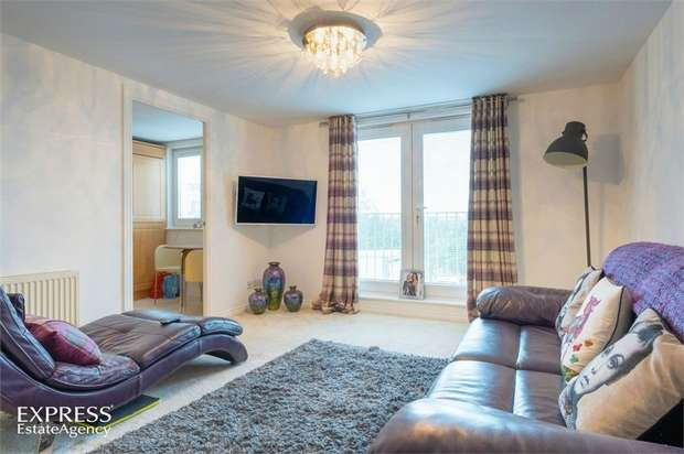 2 Bedrooms Flat for sale in Cairnfield Place, Bucksburn, Aberdeen