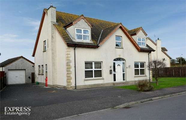 4 Bedrooms Detached House for sale in 14 Castle Meadow Park, Cloughey, Newtownards, County Down