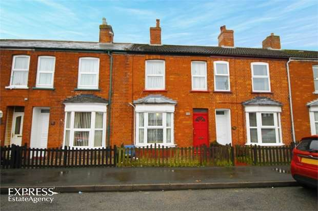 2 Bedrooms Terraced House for sale in Princes Street, Sutton Bridge, Spalding, Lincolnshire