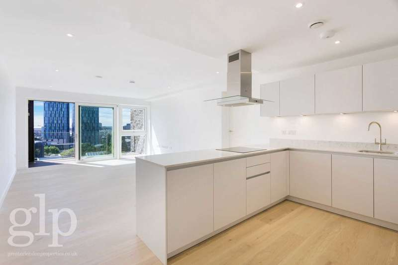 4 Bedrooms Flat for sale in Pentonville Rd, Pentonville, N1