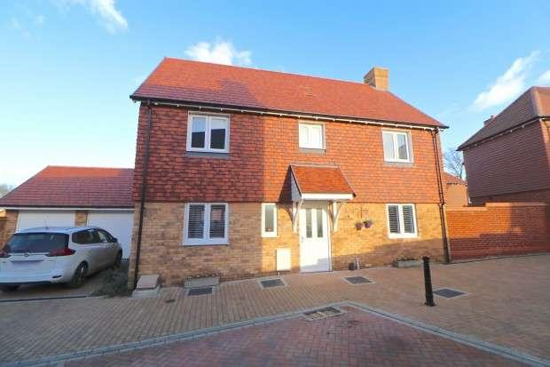 4 Bedrooms Detached House for sale in Sandringham Lane, Polegate, BN26