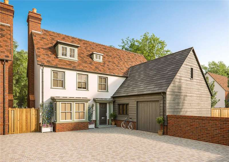 5 Bedrooms Detached House for sale in Thorpe Lea, Walden Road, Great Chesterford, Saffron Walden, CB10