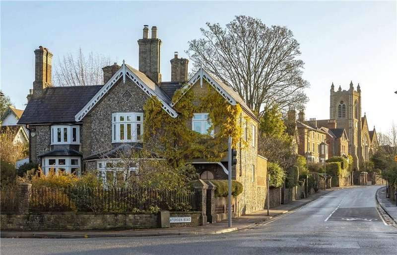 5 Bedrooms Detached House for sale in London Road, Guildford, Surrey, GU1