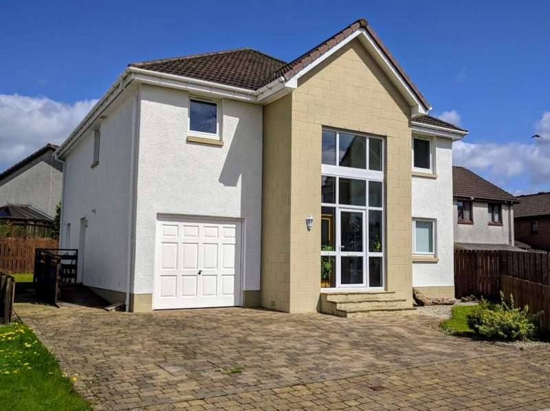 5 Bedrooms Detached Villa House for sale in 4 Millhouse Gait, Inverkip, PA16 0DH