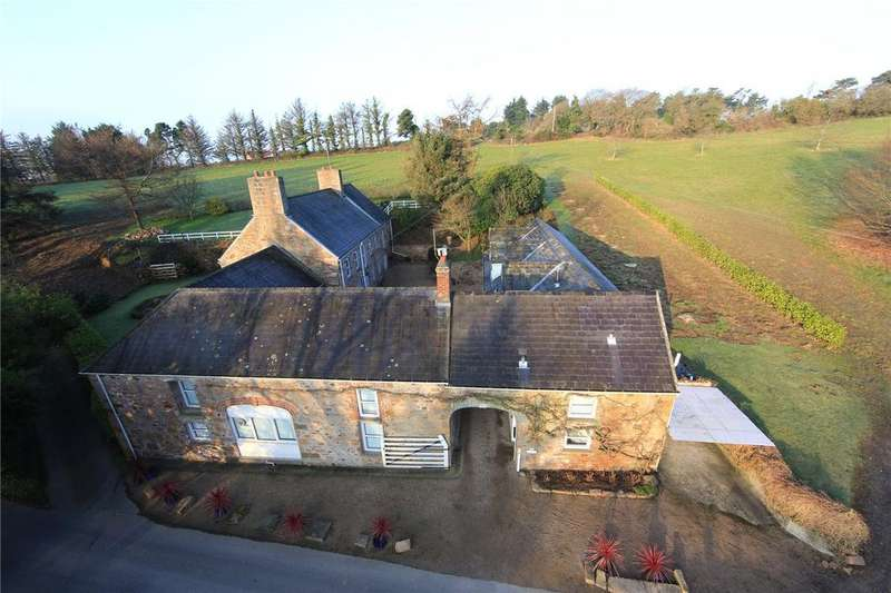 6 Bedrooms Unique Property for sale in Les Charrieres Nicolle, St. Lawrence, Jersey, JE3