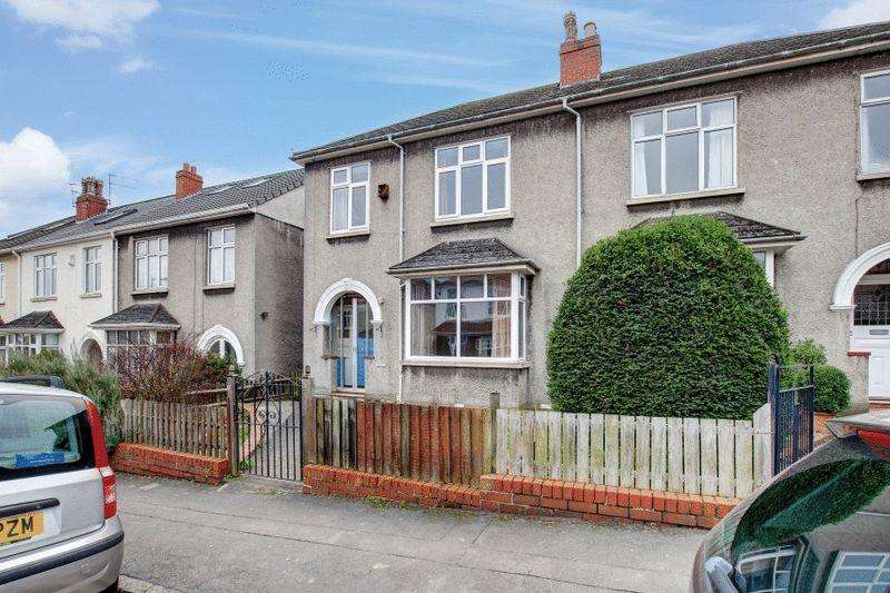 3 Bedrooms Semi Detached House for sale in Branksome Road, Redland