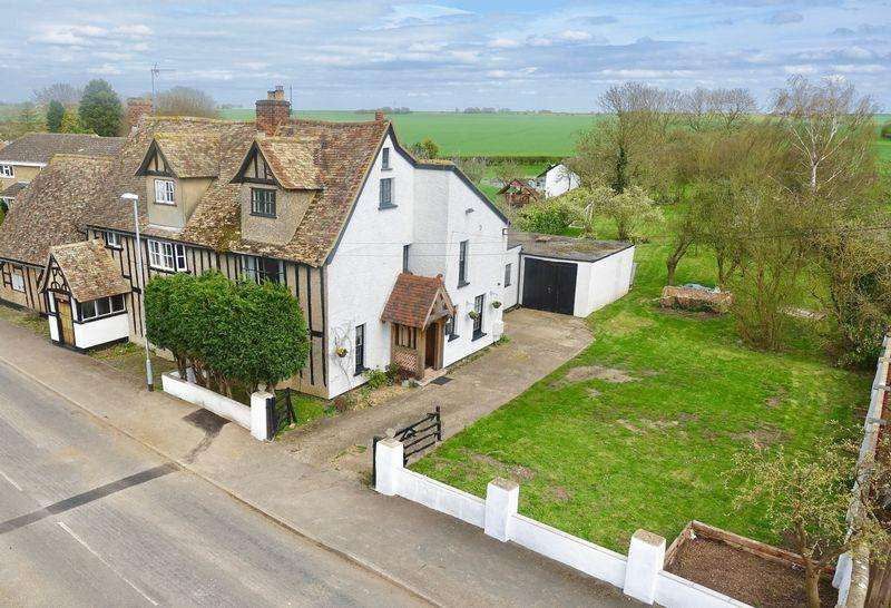3 Bedrooms Unique Property for sale in High Street, Offord Cluny