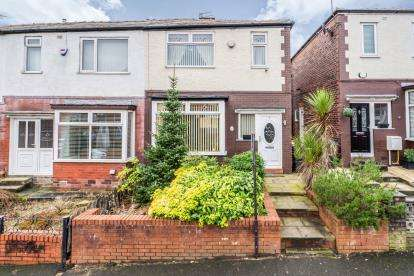 3 Bedrooms End Of Terrace House for sale in Stanley Road, Heaton, Bolton, Greater Manchester, BL1