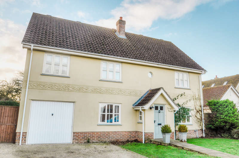 5 Bedrooms Detached House for sale in Rumburgh, Halesworth
