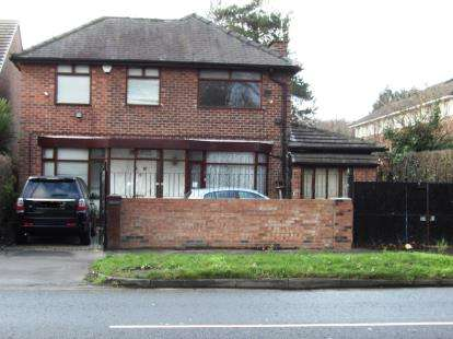 3 Bedrooms Detached House for sale in Altrincham Road, Manchester, Greater Manchester