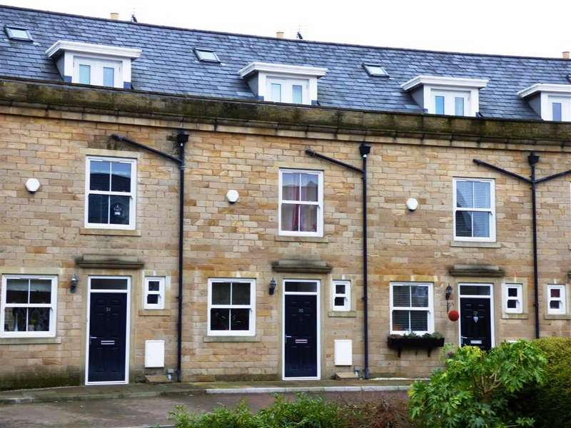 3 Bedrooms Mews House for sale in Holly Mount Way, Rossendale, Lancashire, BB4