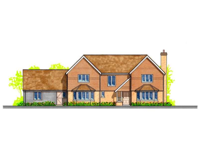 Plot Commercial for sale in Pound Green, Baughurst, Tadley, RG26