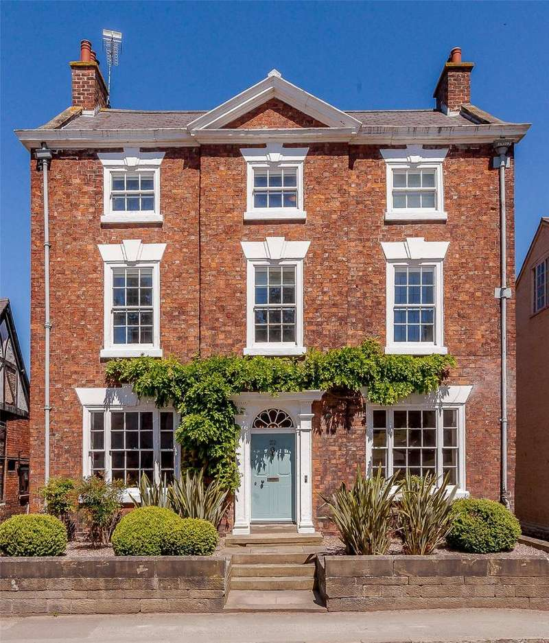 6 Bedrooms Detached House for sale in Church Street, Ellesmere, Shropshire