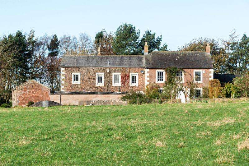 5 Bedrooms Detached House for sale in Scales, Wigton