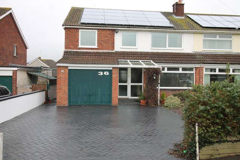 5 Bedrooms Semi Detached House for sale in Southfield Road, Nailsea, , North Somerset