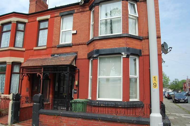 6 Bedrooms End Of Terrace House for sale in 94 Park Road North