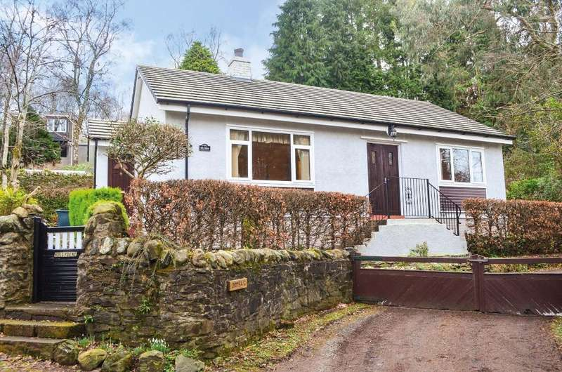 3 Bedrooms Detached Bungalow for sale in Station Road, Shandon, Argyll, G84 8NX