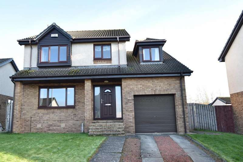 5 Bedrooms Detached Villa House for sale in 58 Stable Wynd, Loans, KA10 7LY