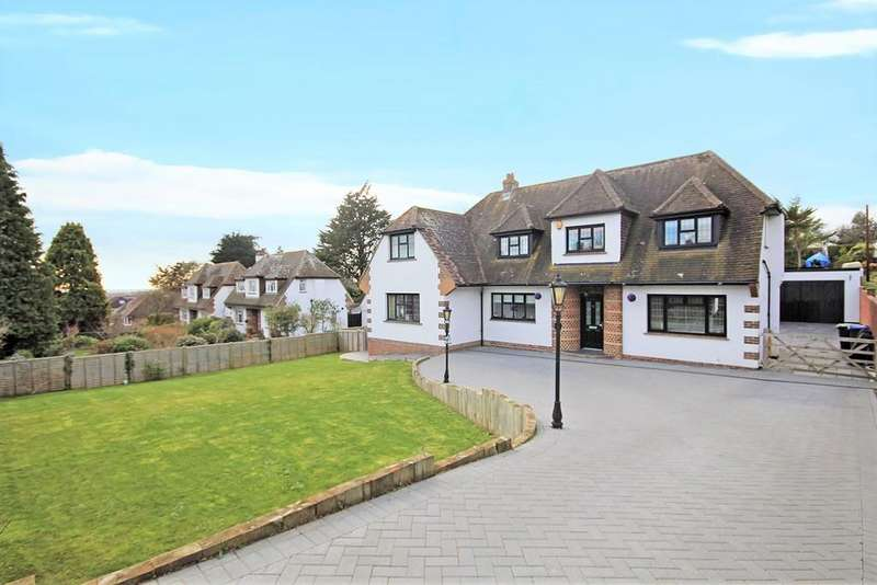 4 Bedrooms Detached House for sale in West Way, High Salvington BN13 3AY