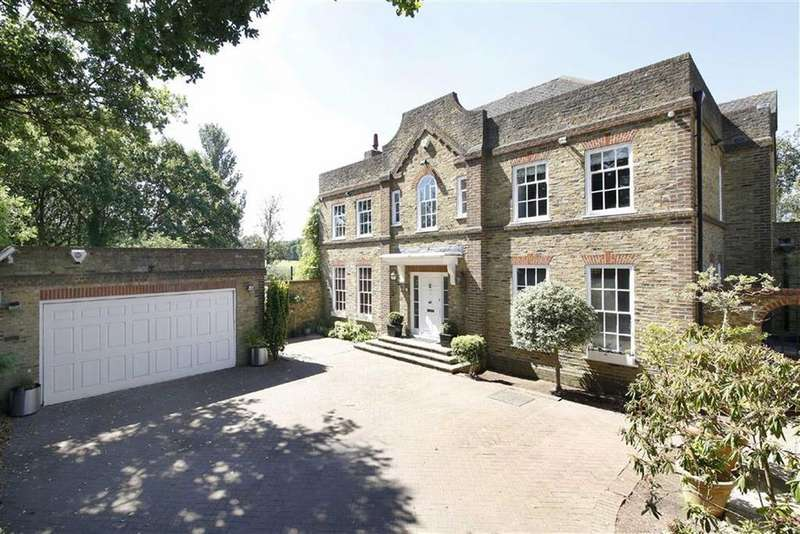 5 Bedrooms Detached House for sale in Hambledon Place, Dulwich, London
