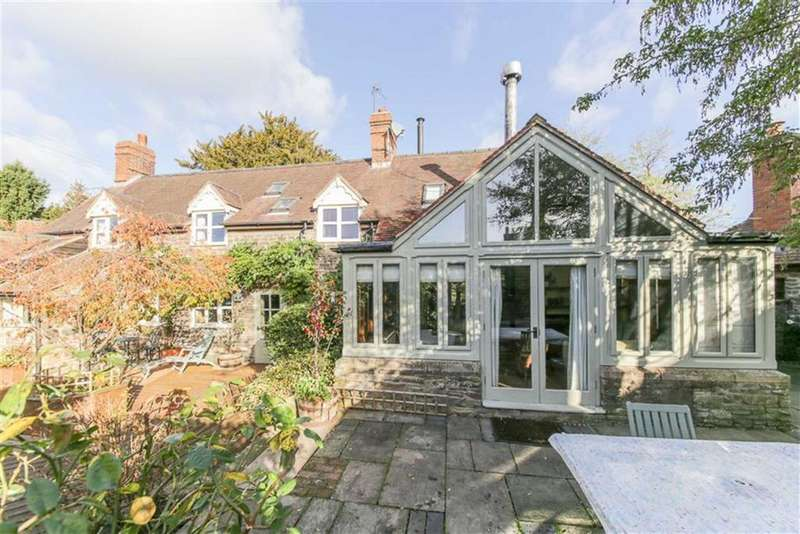 3 Bedrooms Detached House for sale in Cheney Longville, Craven Arms