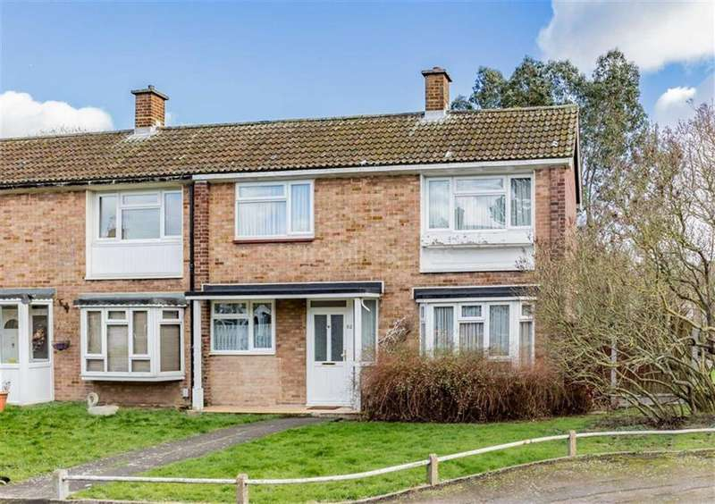 2 Bedrooms End Of Terrace House for sale in Brading Crescent, Wanstead, London