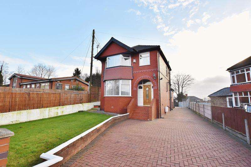 3 Bedrooms Detached House for sale in Eccles Old Road, Salford