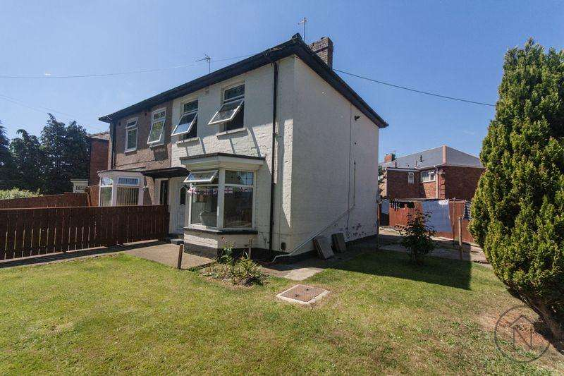 3 Bedrooms Semi Detached House for sale in Hereford Terrace, Billingham