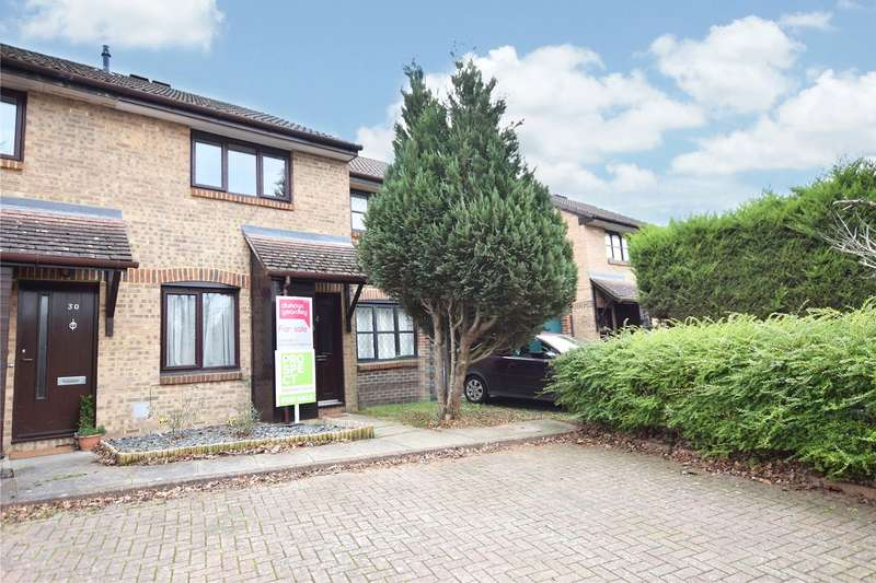 2 Bedrooms Terraced House for sale in Fordwells Drive, Bracknell, Berkshire, RG12