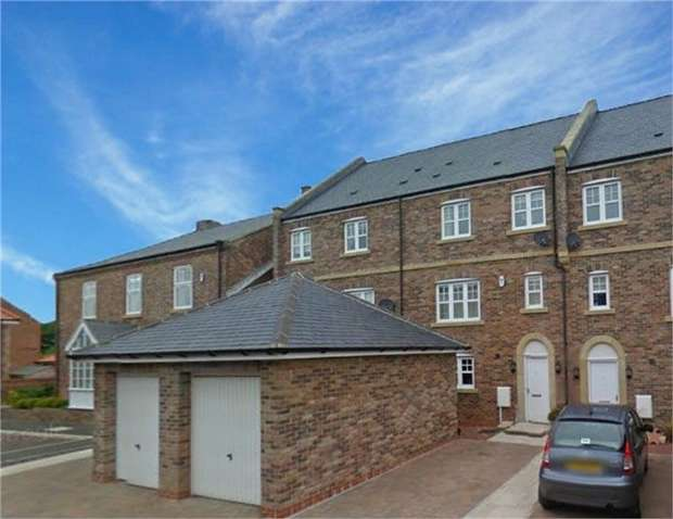 5 Bedrooms Terraced House for sale in Beech Wood, Castle Eden, Hartlepool, Durham