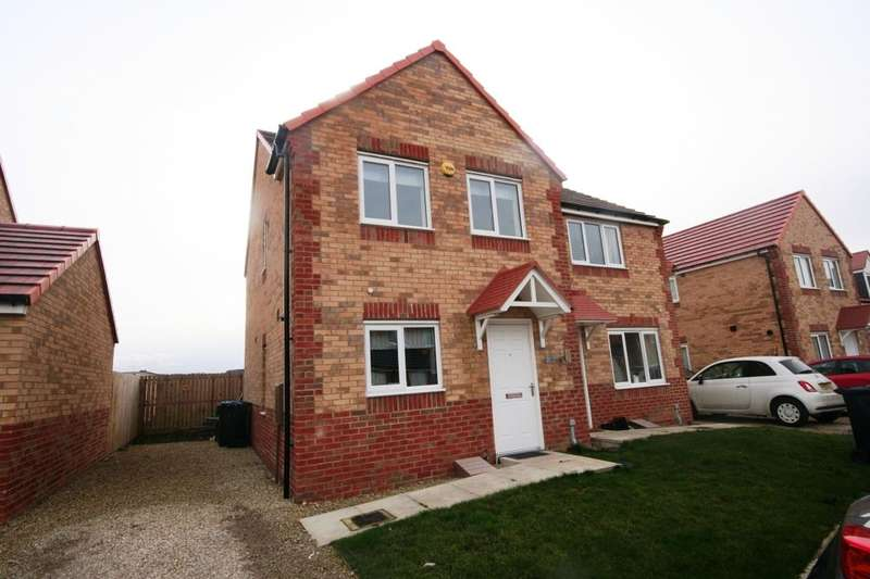 3 Bedrooms Semi Detached House for sale in St. Anthonys Road, Middlesbrough, TS3