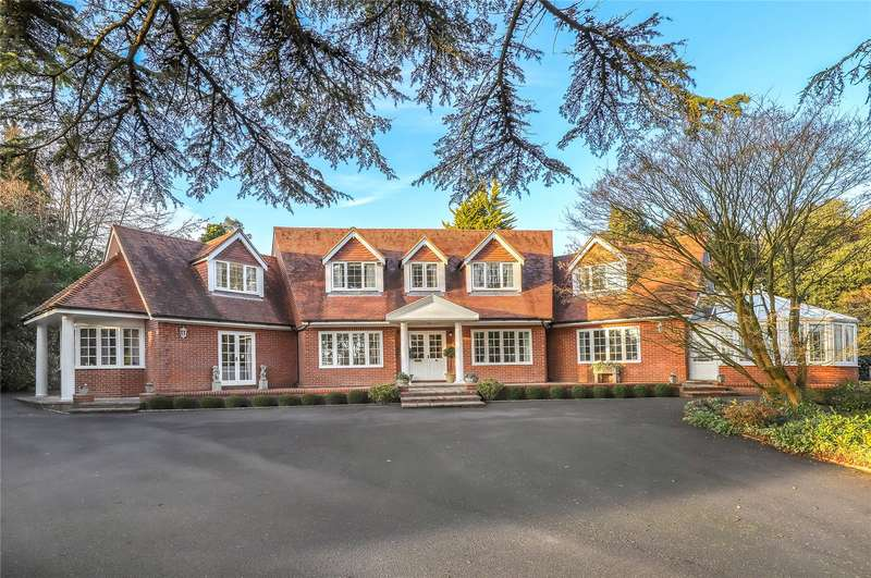 4 Bedrooms Detached House for sale in North Common Lane, Landford, Salisbury, Wiltshire, SP5
