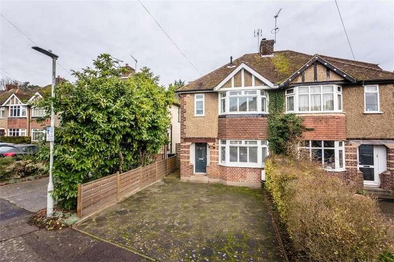 3 Bedrooms Semi Detached House for sale in Pinelands, BISHOP'S STORTFORD, Hertfordshire