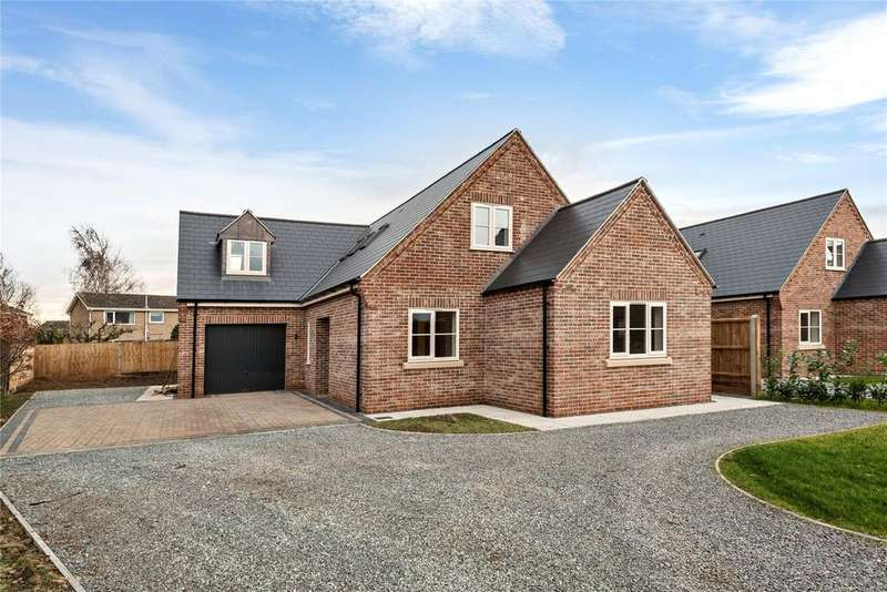 3 Bedrooms Detached House for sale in Lowgate, Gosberton, PE11