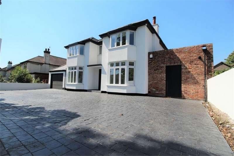 5 Bedrooms Detached House for sale in Queens Drive, Mossley Hill, LIVERPOOL, Merseyside