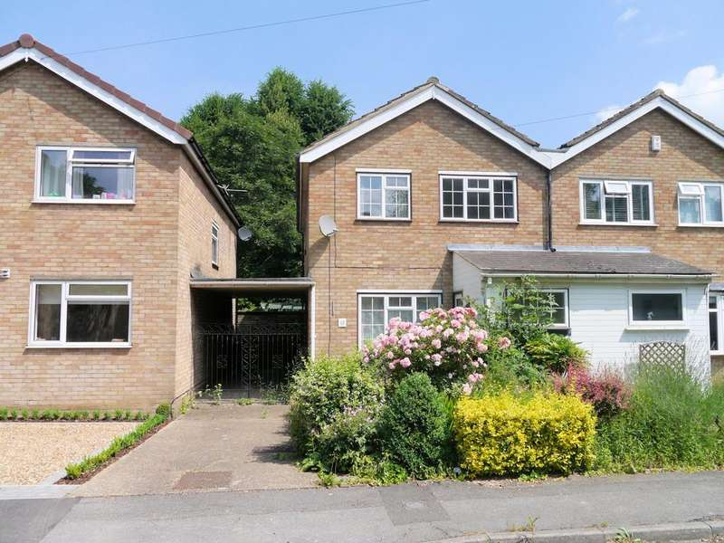 3 Bedrooms Semi Detached House for sale in Clewer Court Road, Windsor SL4