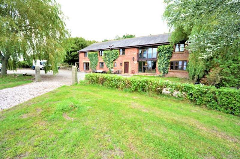 5 Bedrooms Barn Conversion Character Property for sale in Crane Hall Barn, Wyreside, Out Rawcliffe, PR3