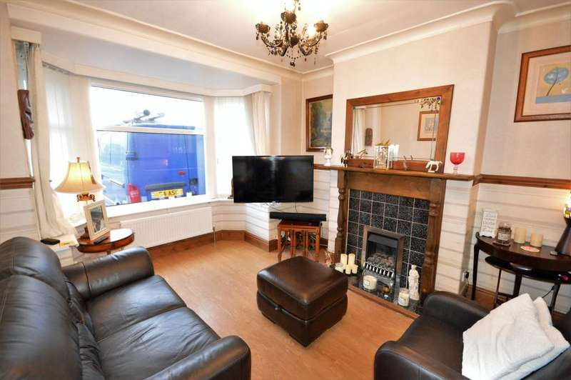 3 Bedrooms End Of Terrace House for sale in Warbreck Hill Road, Bispham, FY2