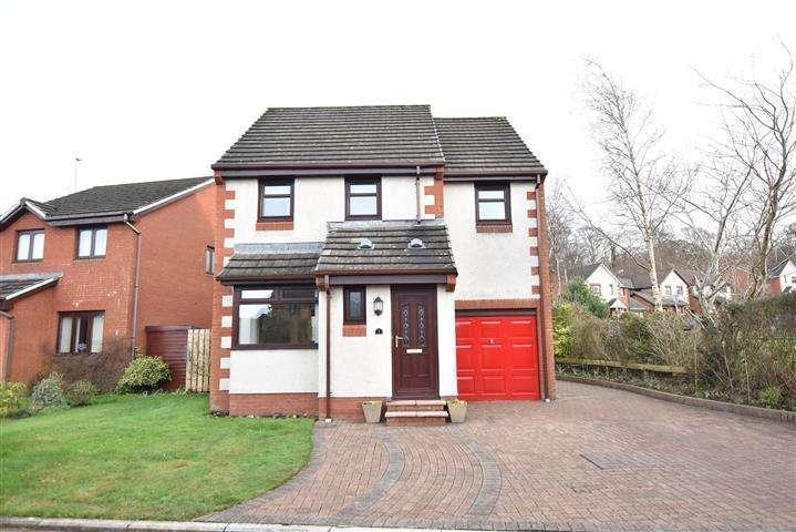 3 Bedrooms Detached Villa House for sale in 7 Blackhill Street, Ayr, KA7 3LT
