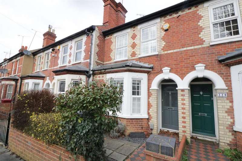 2 Bedrooms Terraced House for sale in Waverley Road, Reading