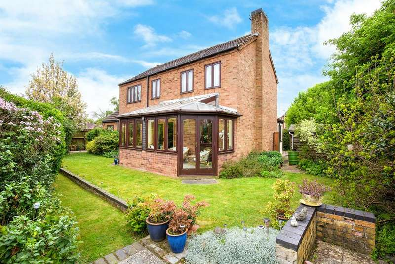 4 Bedrooms Detached House for sale in Johns Close, Fowlmere, Cambridgeshire