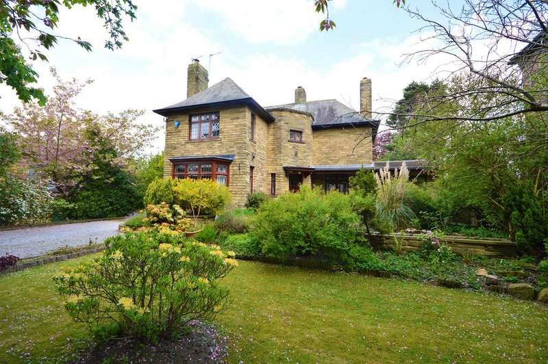 4 Bedrooms Detached House for sale in Deighton Lane, BATLEY, West Yorkshire