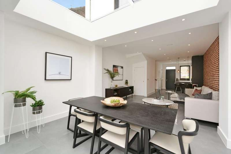 3 Bedrooms House for sale in House 1A, Douro Place, E3