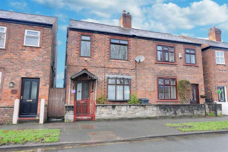 3 Bedrooms Semi Detached House for sale in Percy Street, Northwich