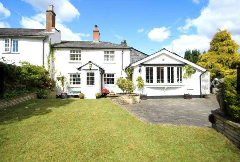 3 Bedrooms Semi Detached House for sale in Cheapside Road, Ascot, Berkshire, SL5