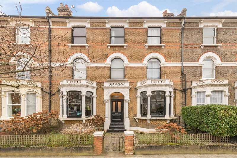 5 Bedrooms Terraced House for sale in Digby Crescent, London