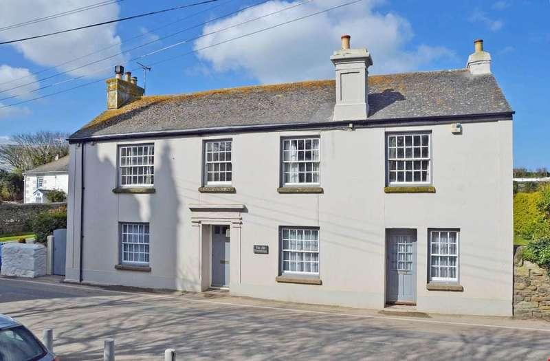 5 Bedrooms Detached House for sale in Gwithian, Nr. Hayle, West Cornwall