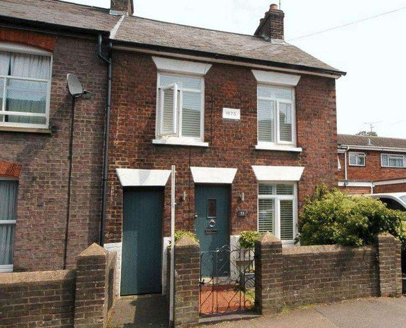 2 Bedrooms End Of Terrace House for sale in Character Cottage In Slip End