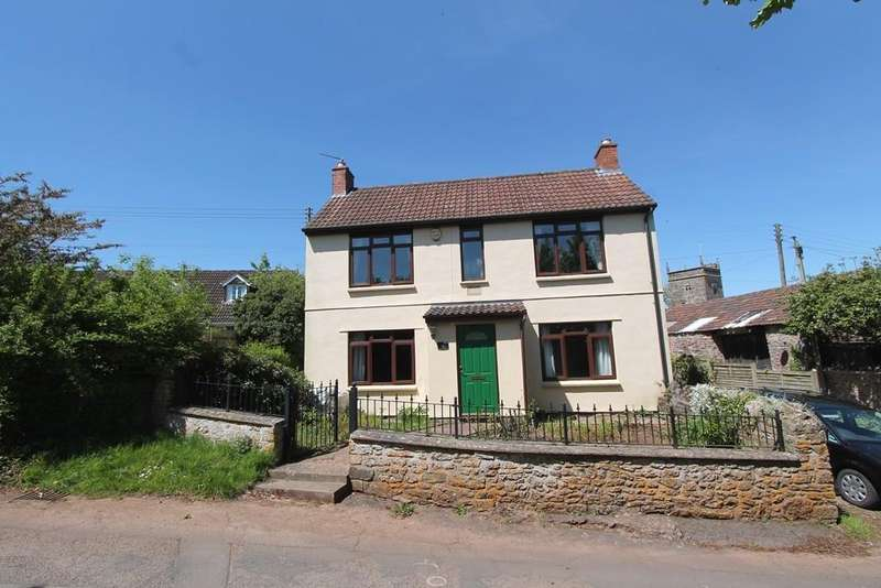 3 Bedrooms Detached House for sale in Church Lane, East Harptree, Bristol